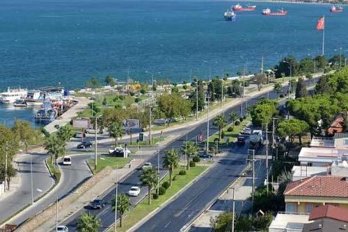 İzmir havalimanı aliağa transfer