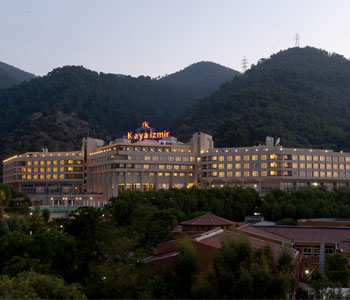 İzmir Kaya Termal otel transfer